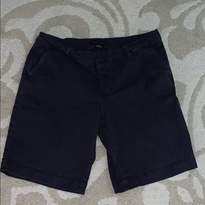 Navy. Sanctuary Bermuda Shorts